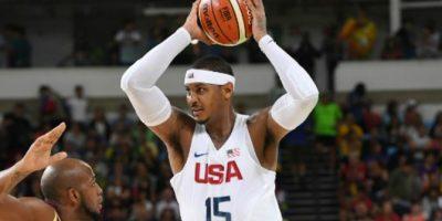 Carmelo Anthony, basquetbolista