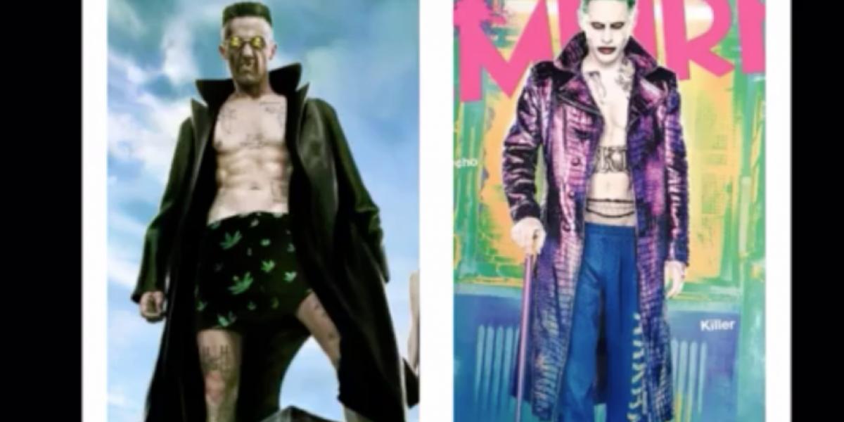 El grupo Die Antwoord acusa a director de
