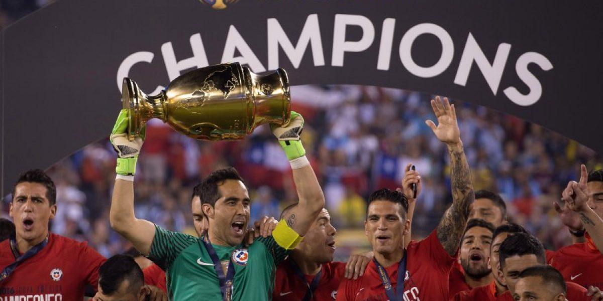 La Roja bicampeona de América disputará la China Cup en enero de 2017