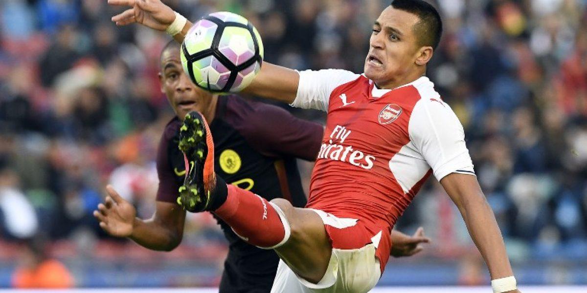 ¿Alerta Alexis? Arsenal