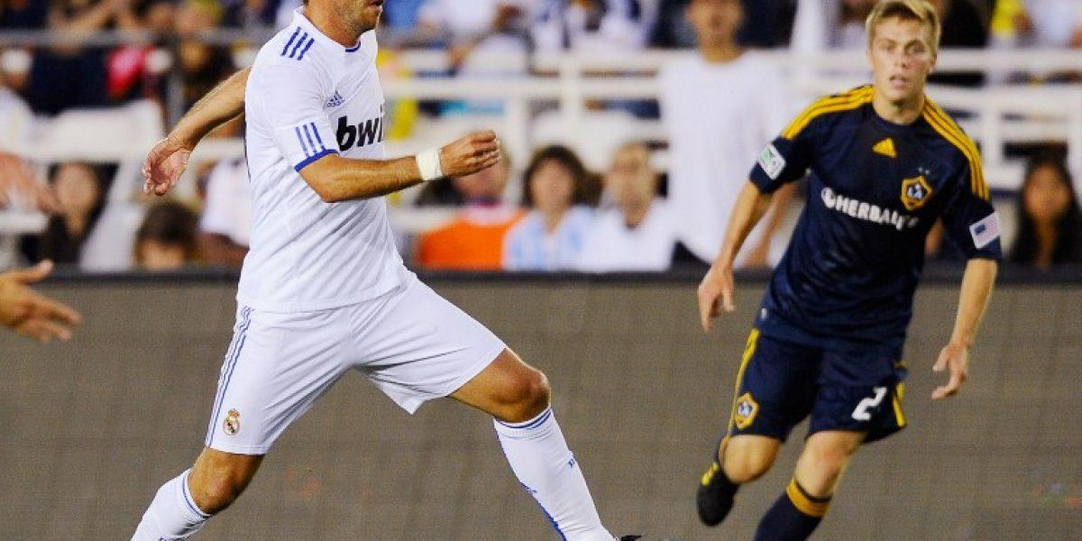 La decadencia de Rafael van der Vaart: de ser figura de Real Madrid a fichar en club danés