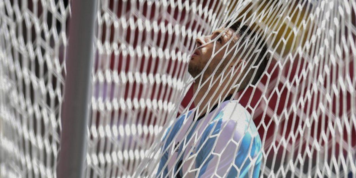 Crisis total: Argentina igualó con Honduras y quedó fuera del fútbol olímpico