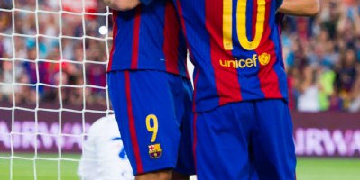 Bravo fue el titular del Barça en triunfo en el tradicional trofeo Joan Gamper