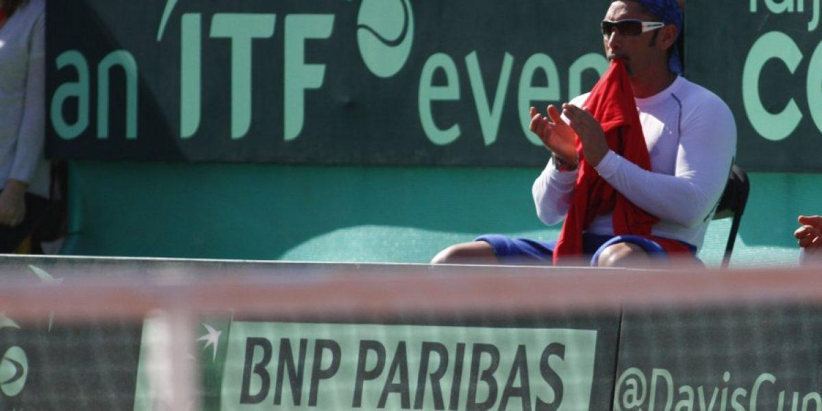 Equipo de Copa Davis se cuadró con Marcelo Ríos tras la renuncia: