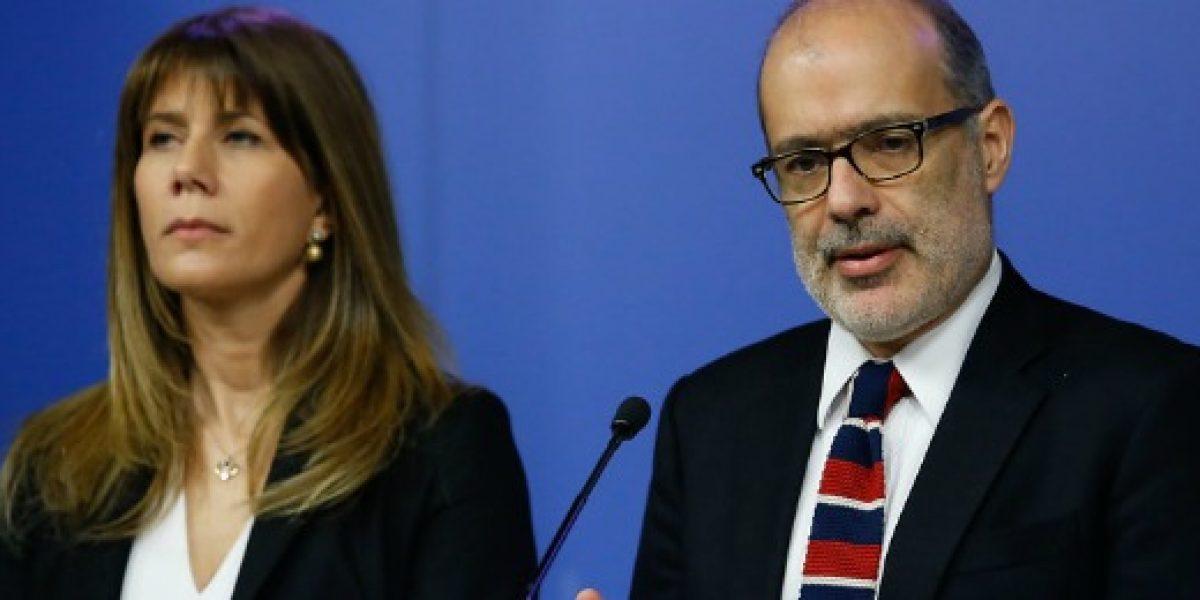 Valdés estima en US$1.500 millones el costo para el fisco por alza en cotización