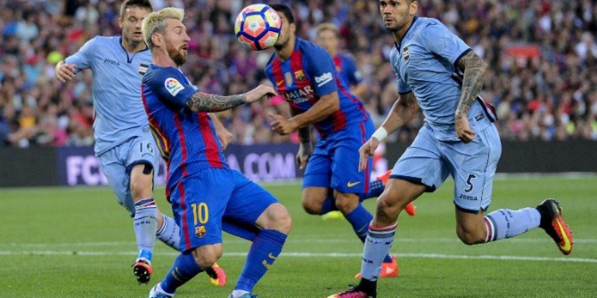 Minuto a minuto: Barcelona de Claudio Bravo presenta su plantel ante Sampdoria
