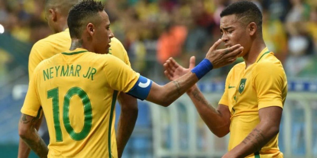 En Directo: Brasil vence a Dinamarca y está logrando el pase a cuartos de final