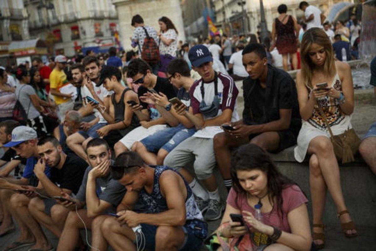 Intercambiar de cuenta. Las cuentas son personales. Foto:AP. Imagen Por: