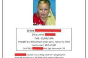 La mujer tenía un reporte por desaparición. Foto:YouTube/PrankNation. Imagen Por: