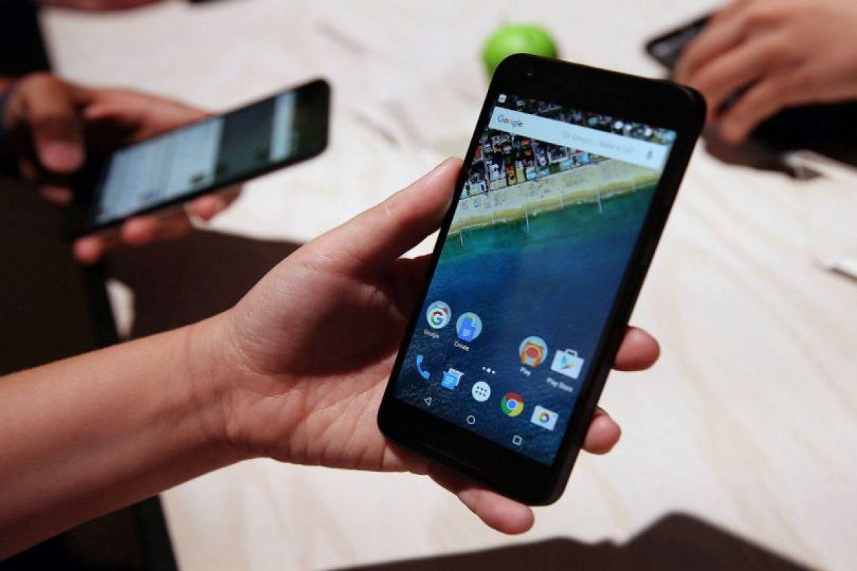 """La app """"Google Photos"""" es para móviles. Foto:Getty Images. Imagen Por:"""