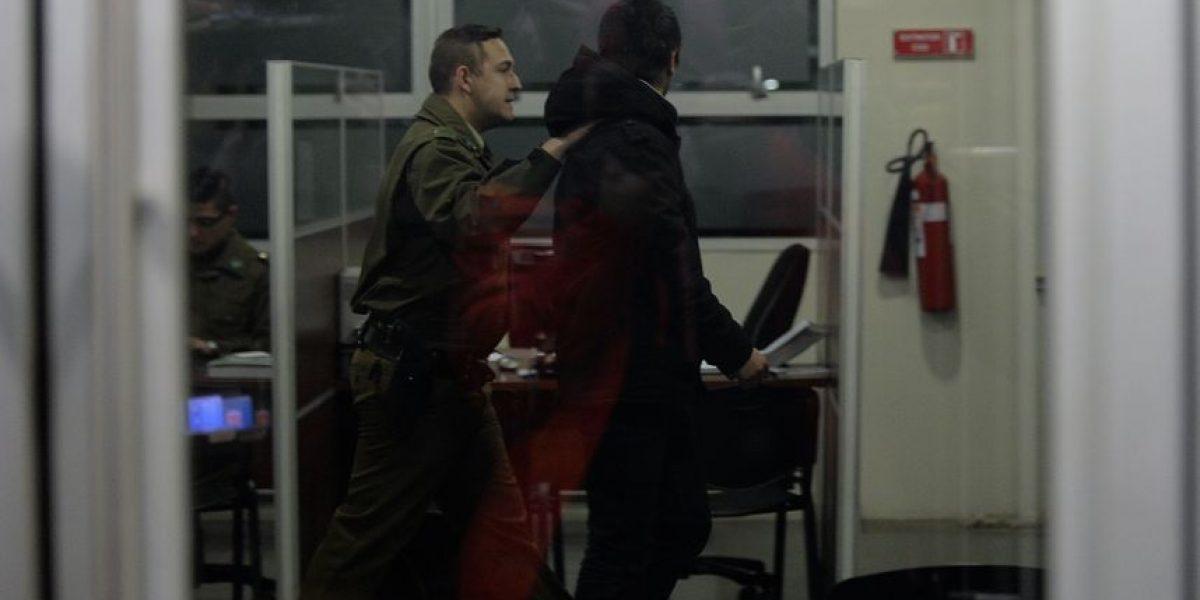 Aleuy y detenciones por muerte de guardia el 21 de mayo: