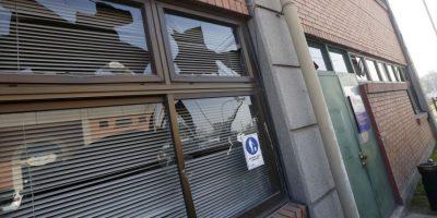 Evalúan daños dejados por manifestantes en el Terminal Pesquero Metropolitano