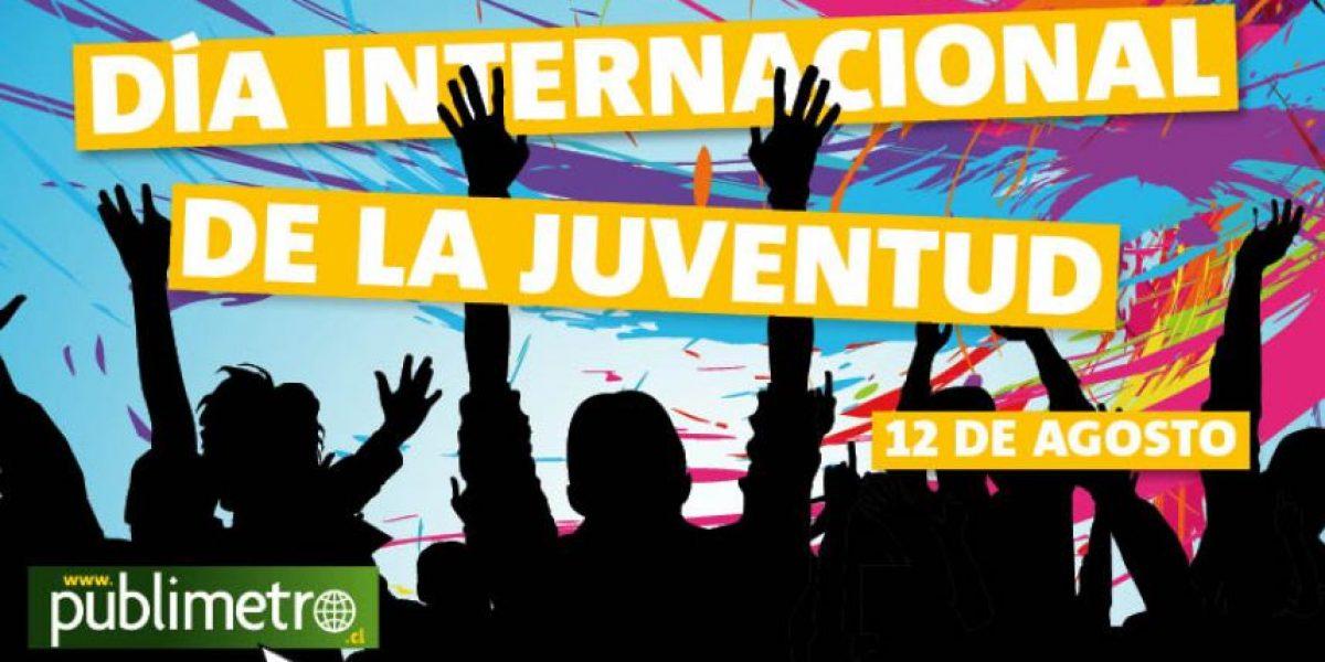 Infografía: Día Internacional de la Juventud