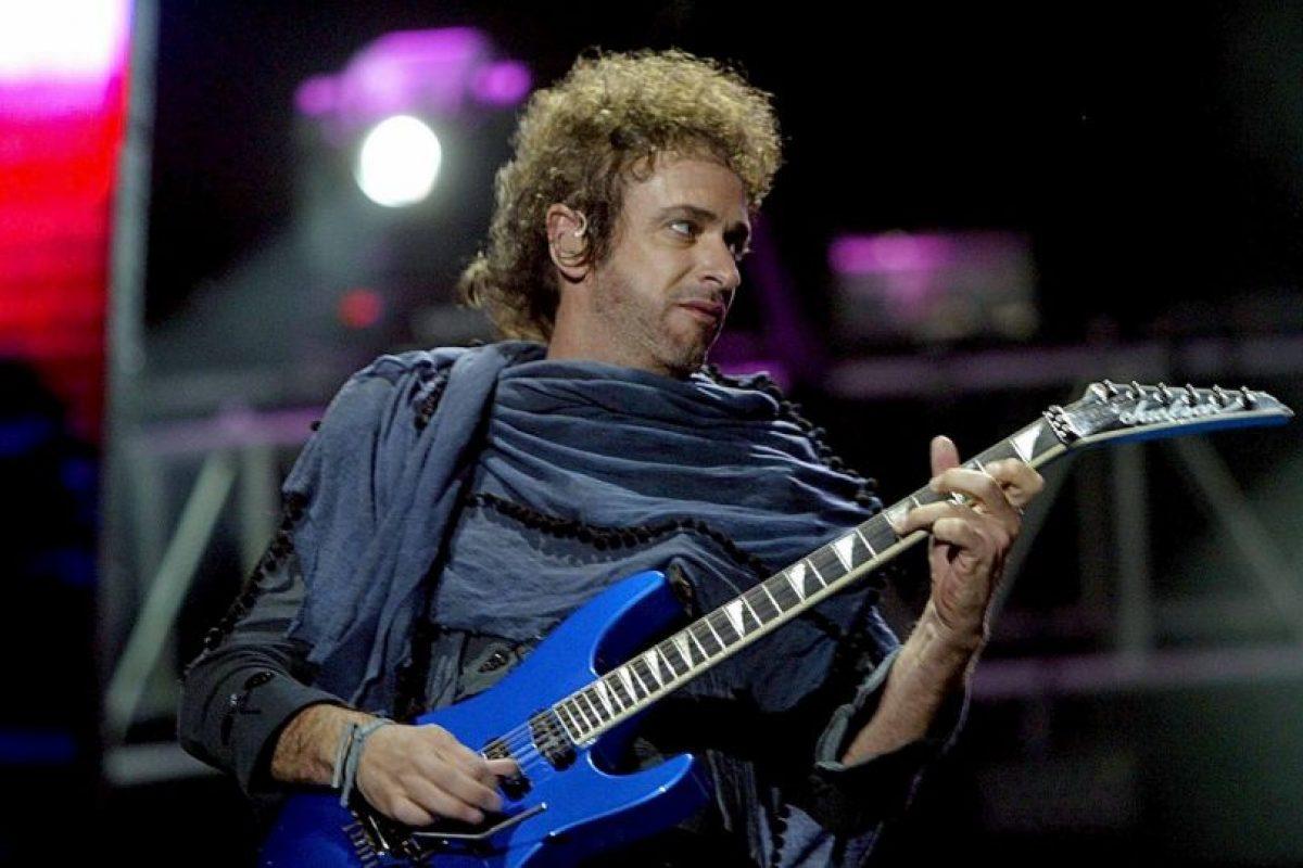 Varios aprendieron a tocar la guitarra con sus canciones. Foto:Getty. Imagen Por: