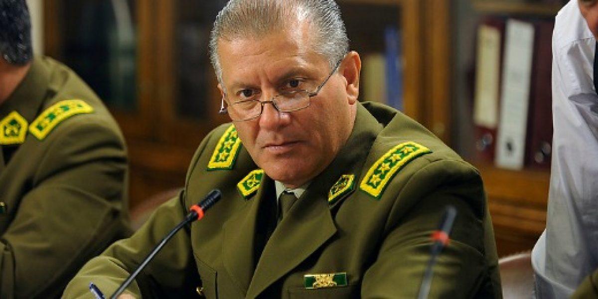 Director de Carabineros: seré el primero en defender cambios que afecten nuestras previsiones