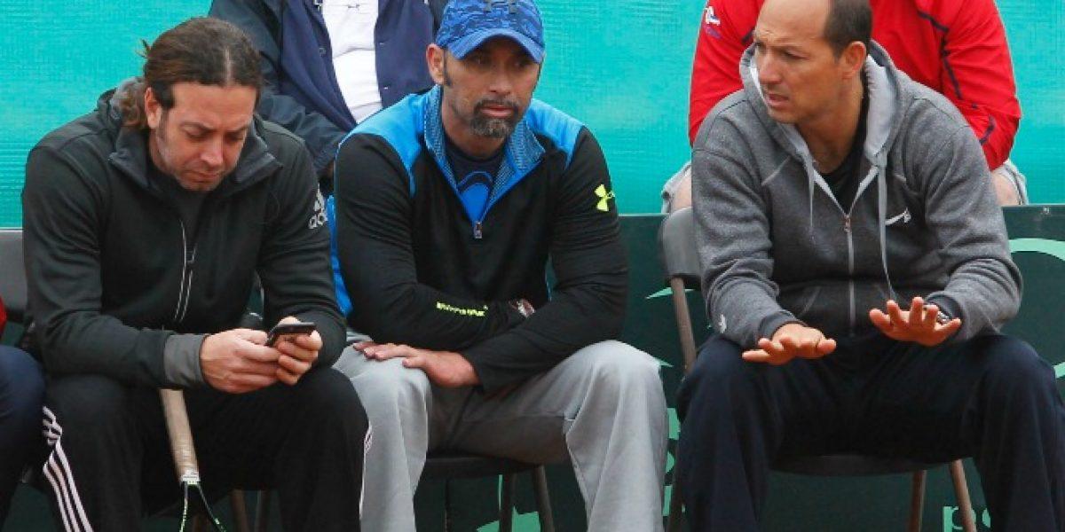 Presidente del tenis: