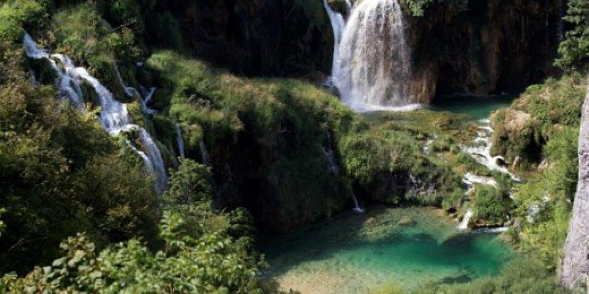 El turismo de masas amenaza los Lagos de Plitvice, patrimonio de la Unesco