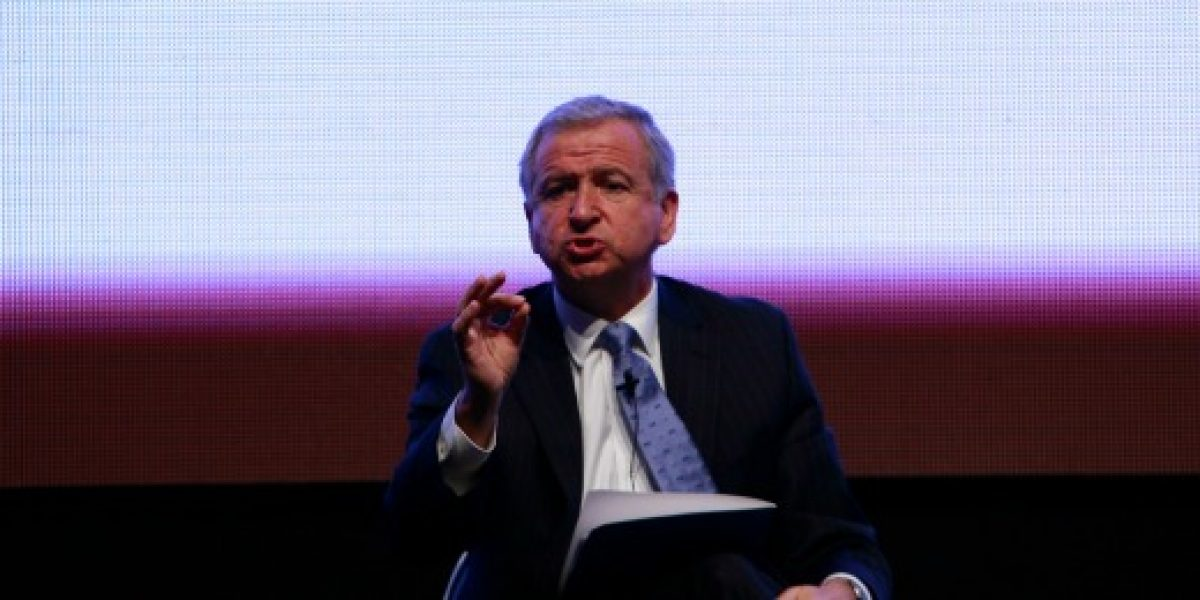 Felipe Larraín estima en US$ 2.600 millones el costo de alza de cotizaciones para las empresas