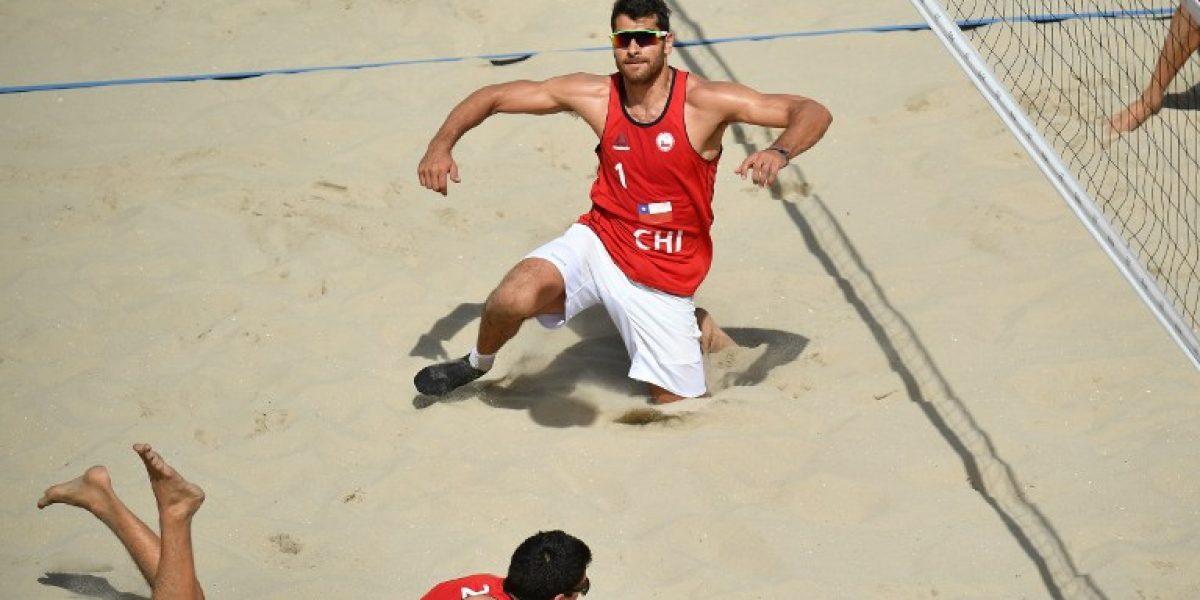 Los Primos Grimalt se despidieron del voleibol playa de Río con tres derrotas