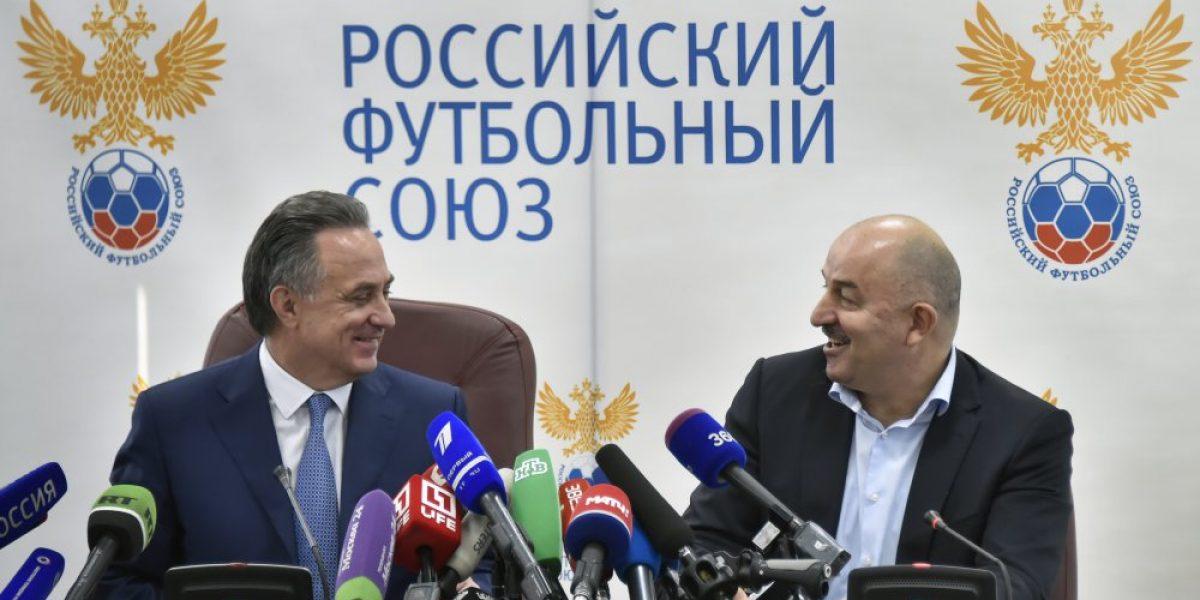 Rusia confirmó nuevo técnico a dos años de