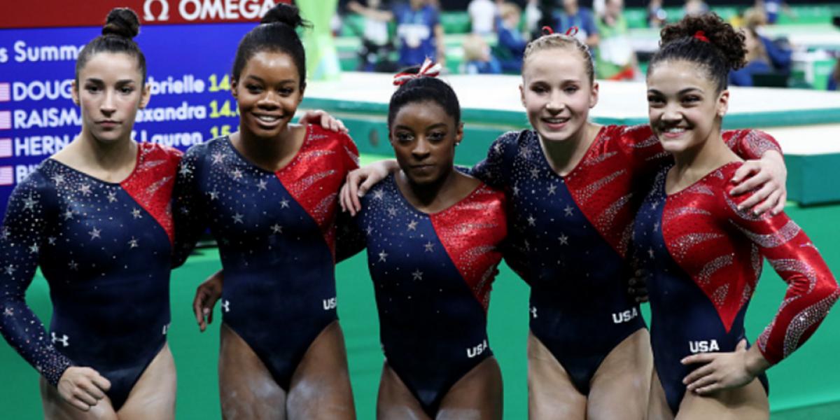 Fotos: 2 exitosas gimnastas más