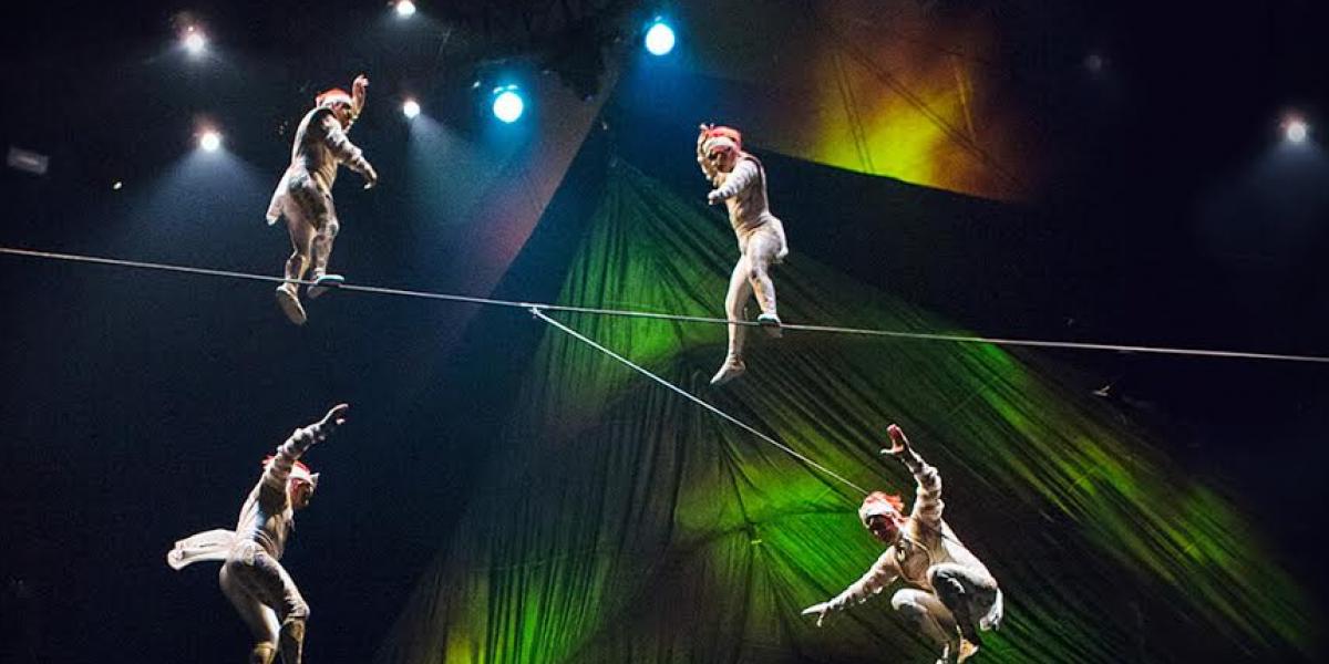 Obra que une a Cirque Du Soleil y Soda Stereo es éxito de ventas en Argentina