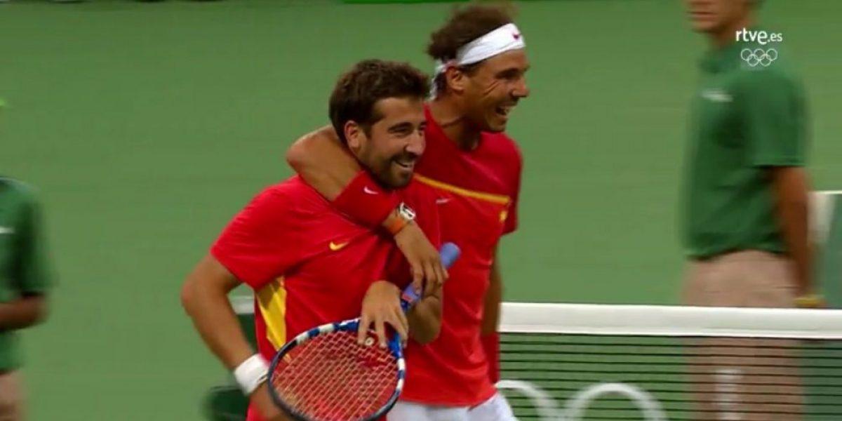 ¿Iguala a Massú? Nadal es finalista en dobles y apunta al doblete en Río