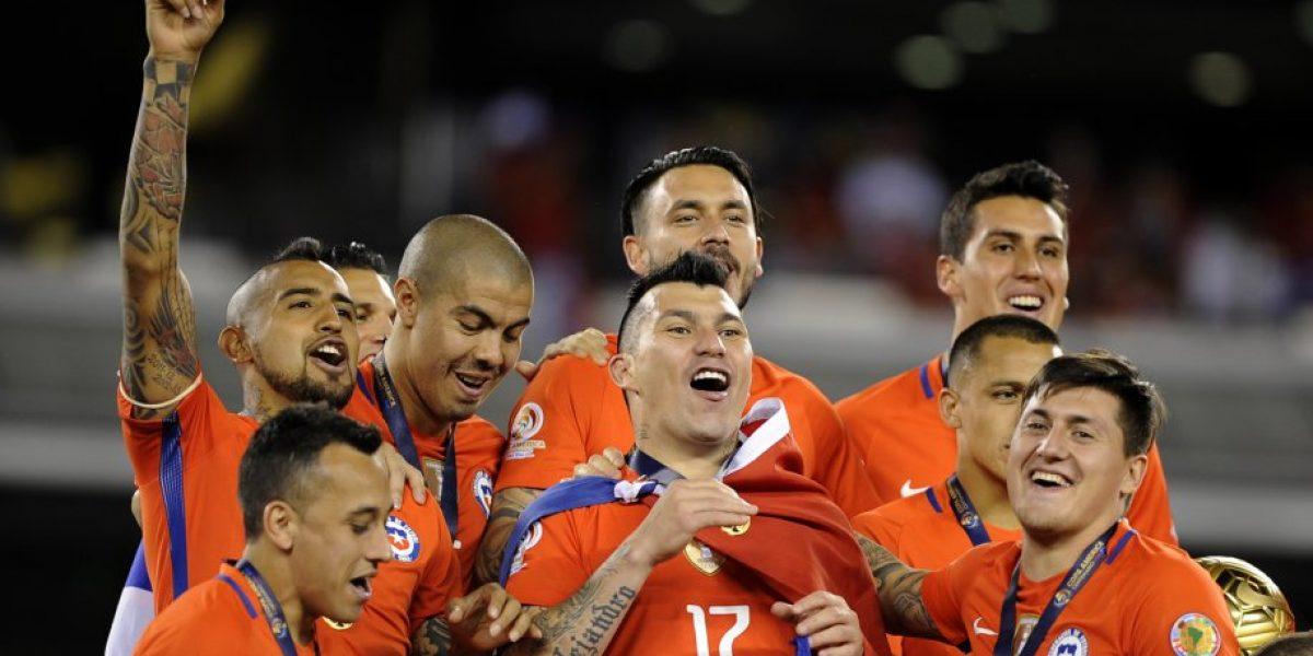 No hay cambios: Selección chilena se mantiene en el quinto lugar del Ranking FIFA