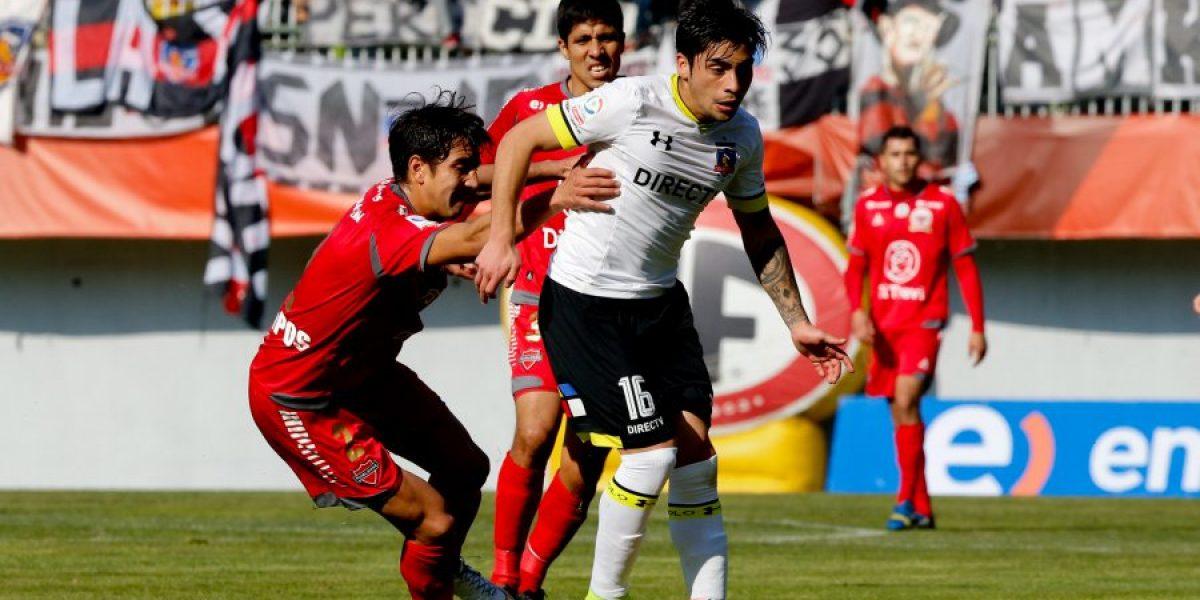 Las bajas que tendrá Colo Colo para enfrentar a Deportes Temuco