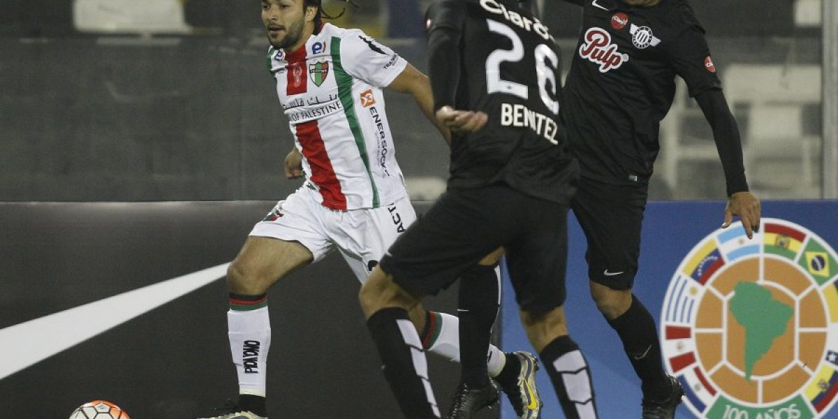 Palestino vence y tiene libertad para soñar en la Copa Sudamericana