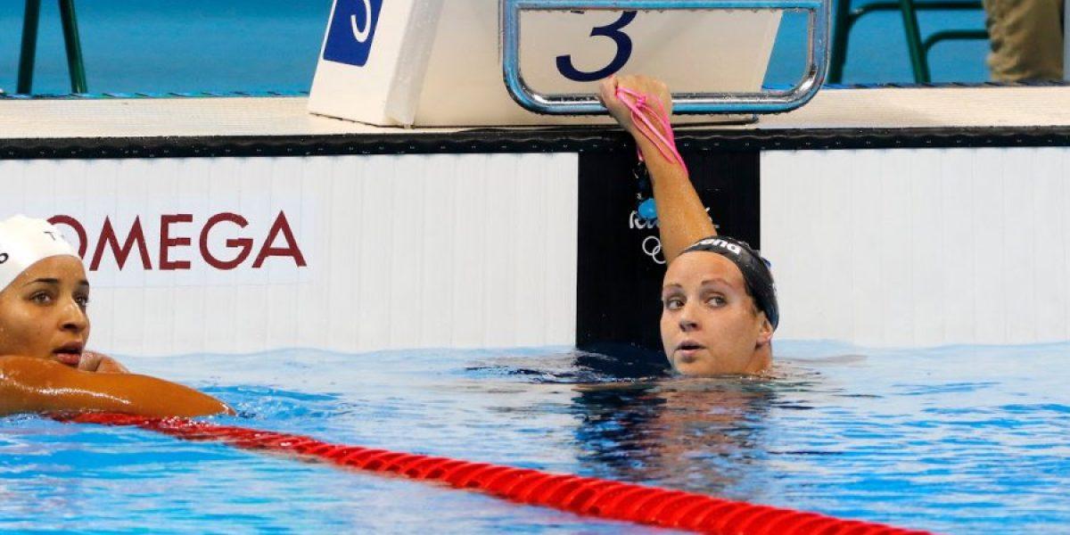Kristel Köbrich tras decepción en Rio: