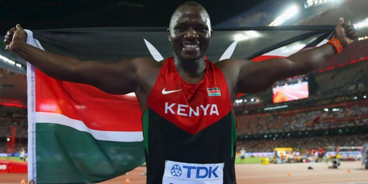 Rio 2016: Julius Yego, el atleta que entrenaba con videos de Youtube