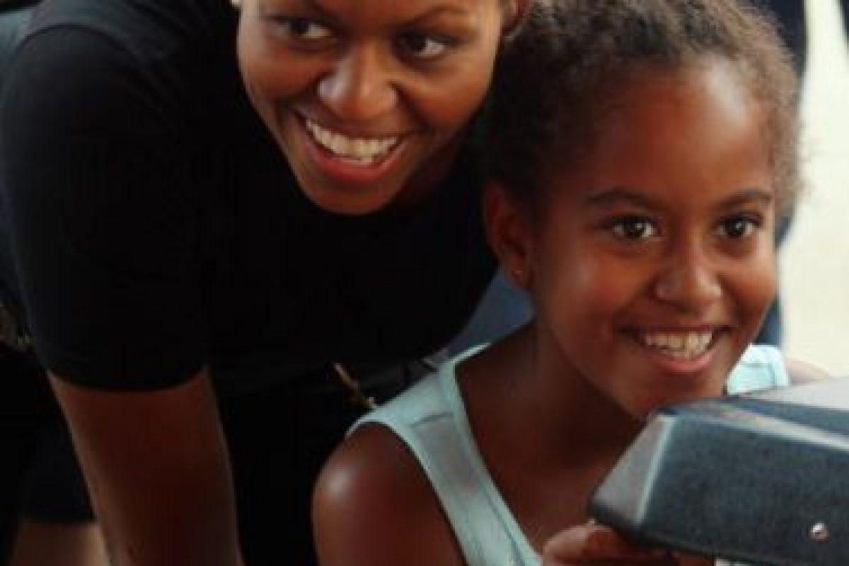 ¿Cómo es la vida de las hijas de Obama? Foto:Getty Images. Imagen Por: