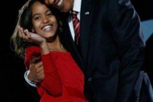 Y confesó que es un papá celoso Foto:Getty Images. Imagen Por: