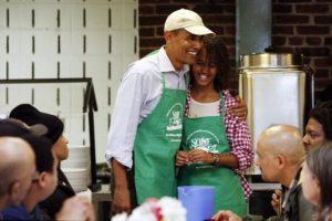 En diversas ocasiones, Barack Obama se ha sincerado sobre la vida de sus hijas Foto:Getty Images. Imagen Por: