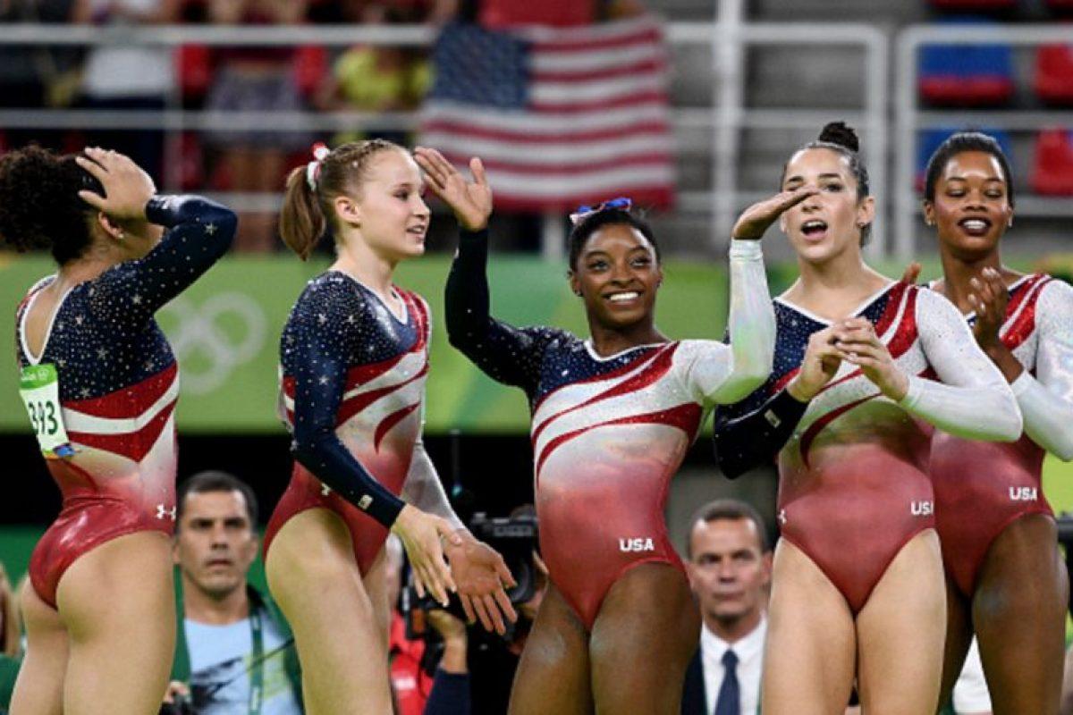 Y sus talentos individuales son los más opcionados para llevarse las medallas por aparatos. Foto:Getty Images. Imagen Por: