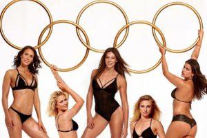 5 atletas alemanas se desnudan para Playboy Foto:Playboy. Imagen Por: