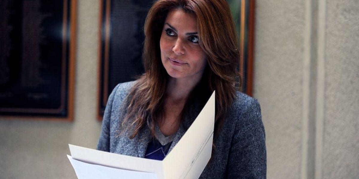 Andrea Molina y violencia de género: