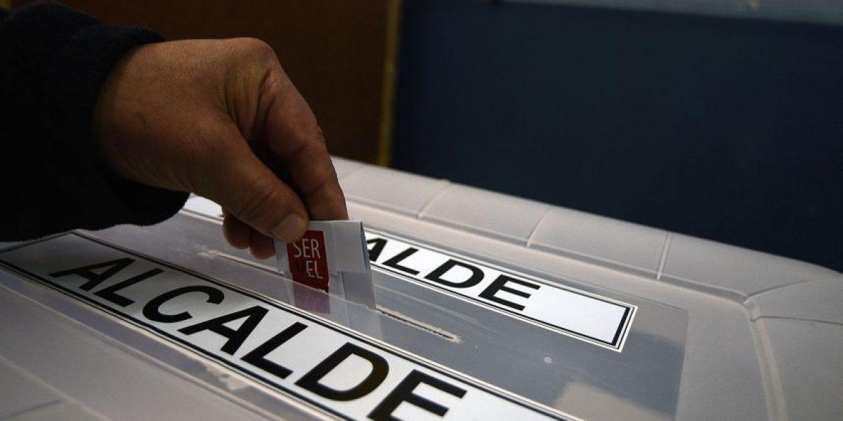Sondeo Injuv: 50% de los jóvenes dice que votará en municipales de octubre