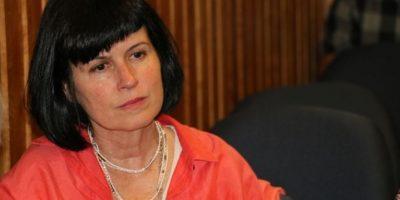 """Roxana Pey: """"Evaluaré las acciones legales a seguir, entre ellas un recurso de reposición o de protección"""""""