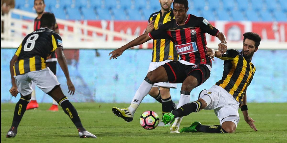 Debut triunfal: José Luis Sierra se estrenó en victoria del Al Ittihad en Arabia Saudita