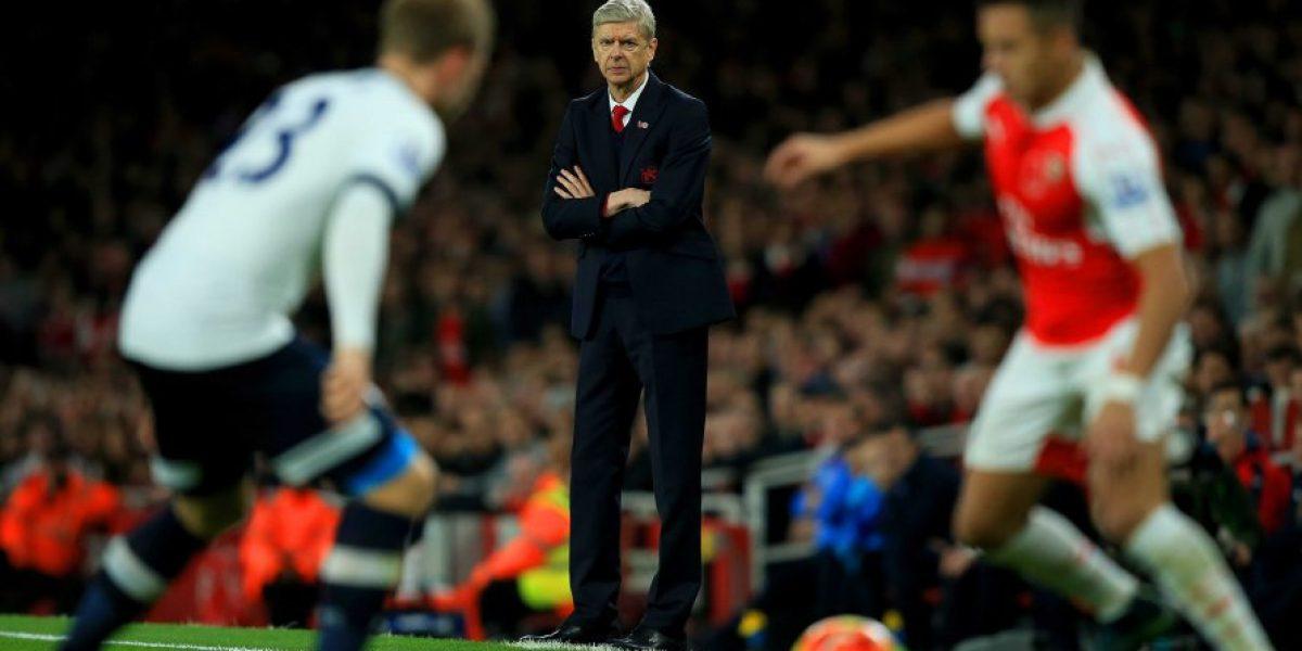 Wenger quita urgencia a renovación de Alexis: