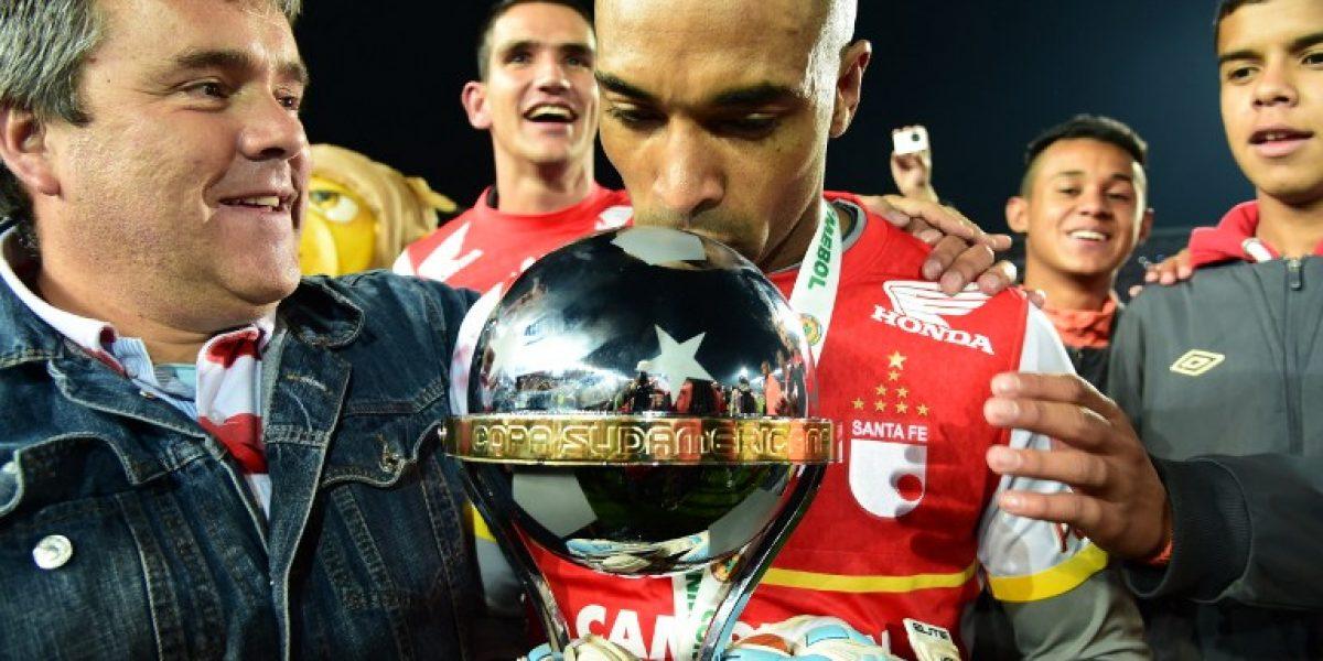 Los resultados que dejó la primera semana de la Copa Sudamericana