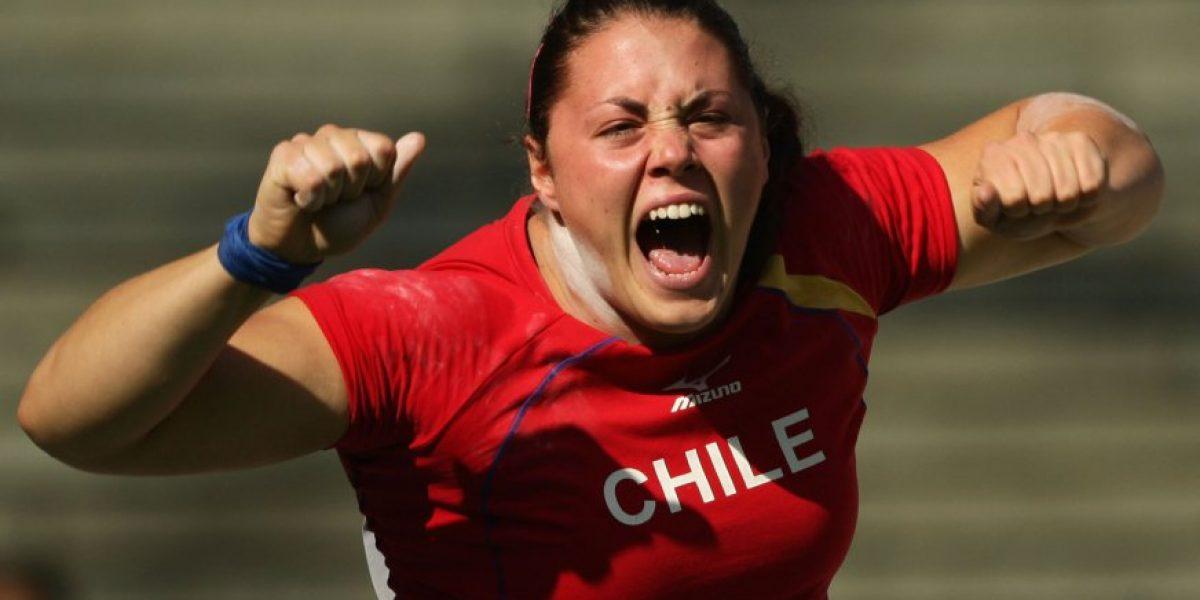 Natalia Duco confirma su gran estatus con su segunda final olímpica en la bala