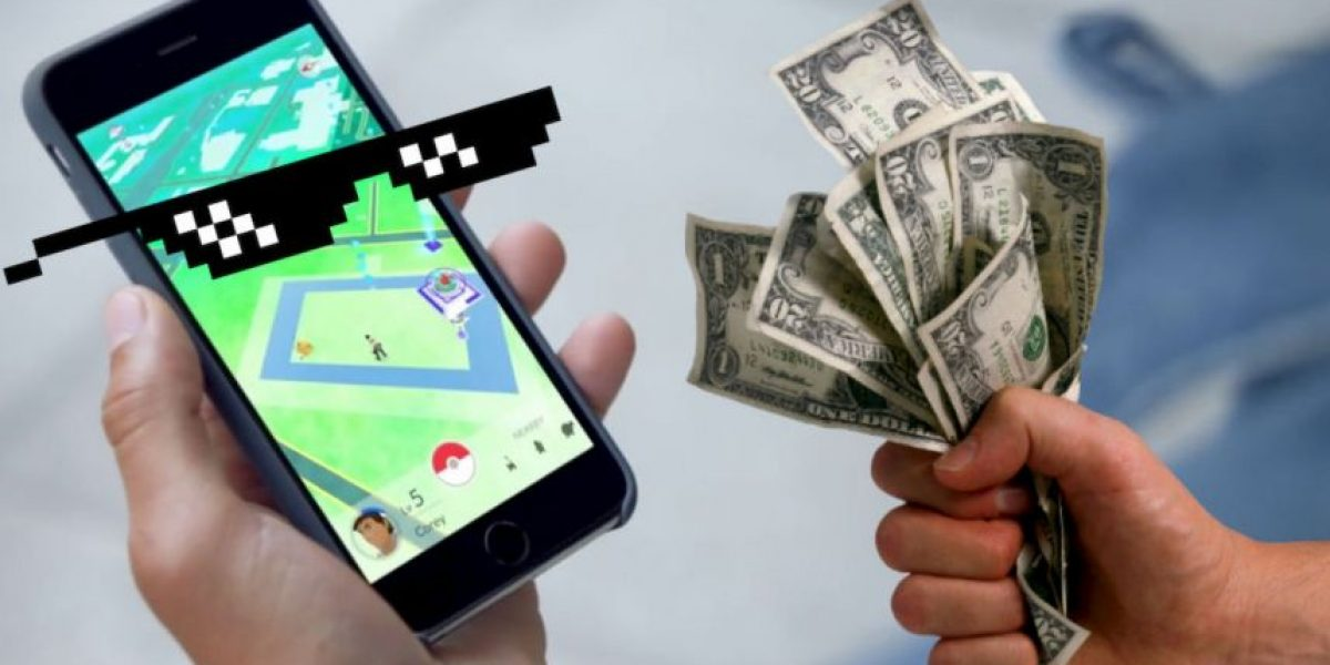 Ahora pueden ganar dinero por jugar Pokémon Go