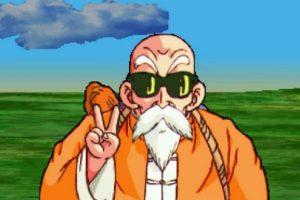 El maestro Roshi es un anciano ultra resistente. Foto:vía Toei. Imagen Por: