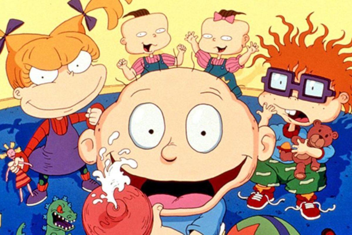 Y siempre imaginaba a los bebés con alucinógenos. Foto:vía Nickelodeon. Imagen Por: