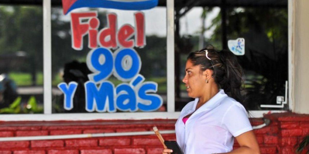 El líder cubano Fidel Castro cumple 90 años evocando la enemistad con EEUU