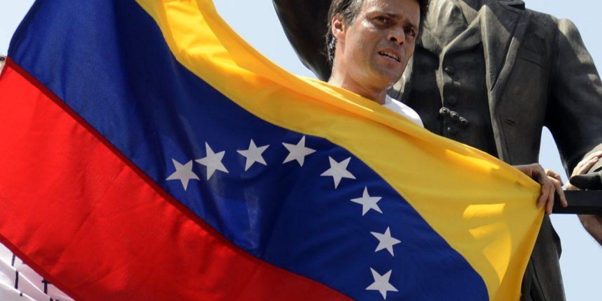 Justicia venezolana ratifica condena de 14 años a Leopoldo López
