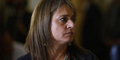 Senadora Jaqueline van Rysselberghe es investigada por boletas falsas